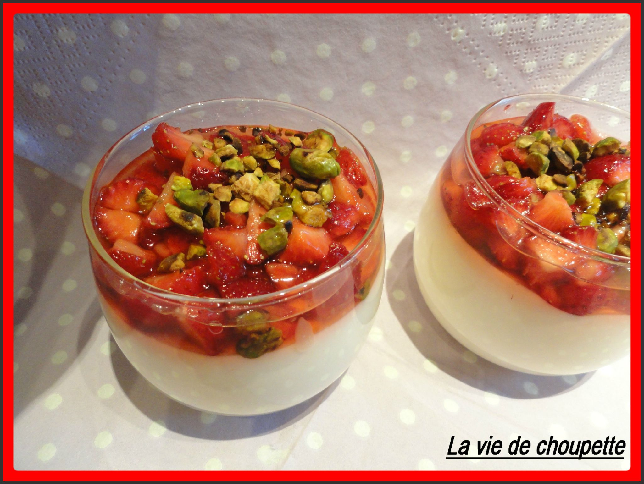 CREMES D'ETE AUX FRUITS