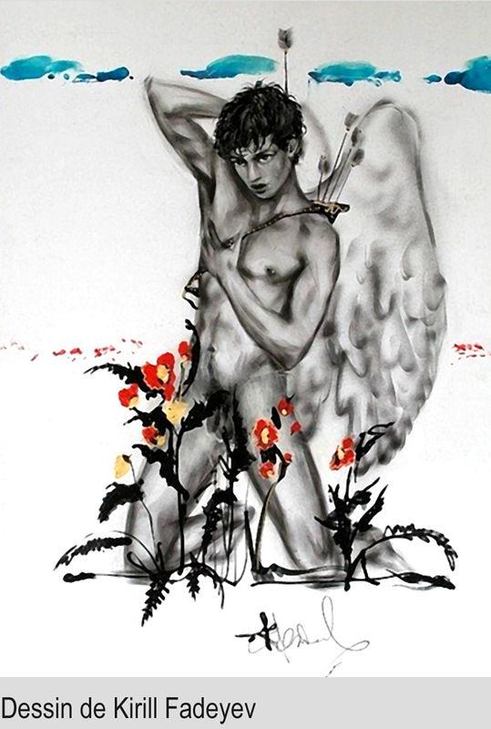 L'ange de Kirill Fadeyev
