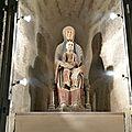 Moussages, église Saint-Barthélémy, Notre-Dame-des-Claviers
