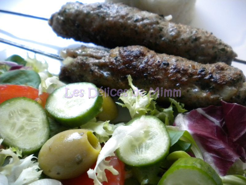 Kafta ou kefta la libanaise au cobb les d lices de mimm - Recette cuisine libanaise mezze ...