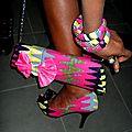 Sacs à mains et chaussures...