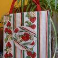 Pochette aux fraises