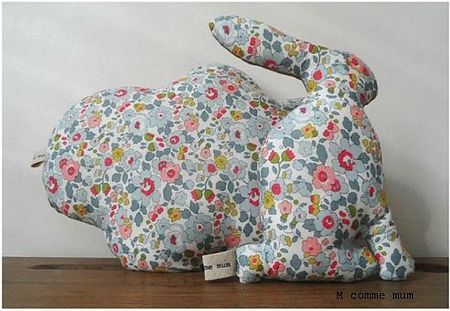 coussin-lapin