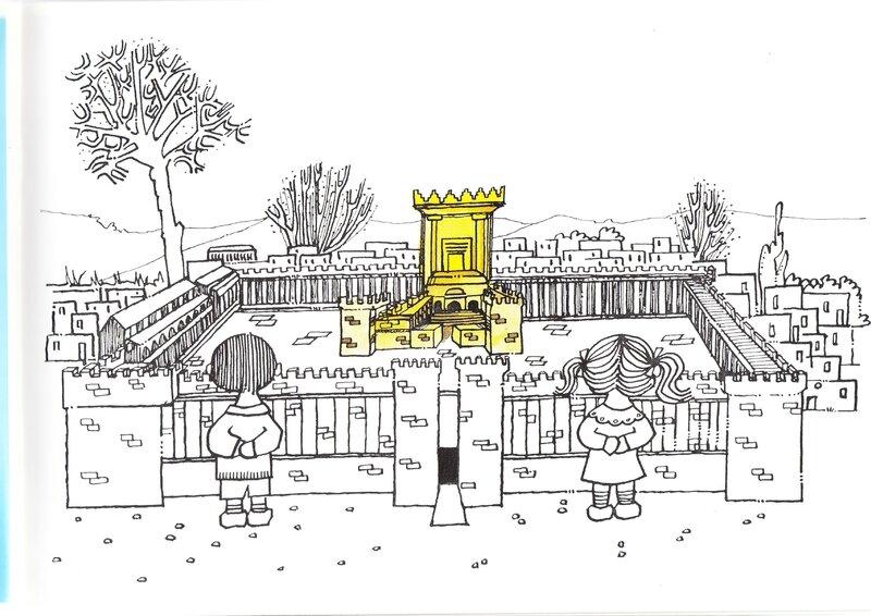 jérusalem le temple