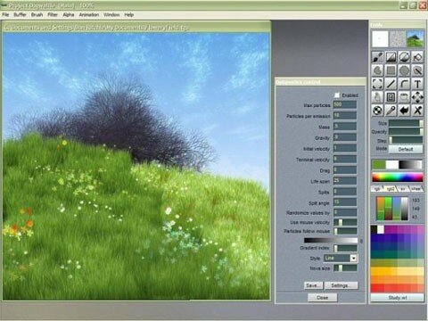 Project dogwaffle logiciel gratuit de cr ation de dessin Computer art software