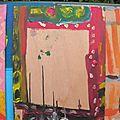 Panneaux peints (8)