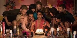 SENSE8 CHRISTMAS SPECIAL « Happy fucking New Year »