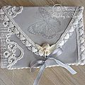 Note book shabby