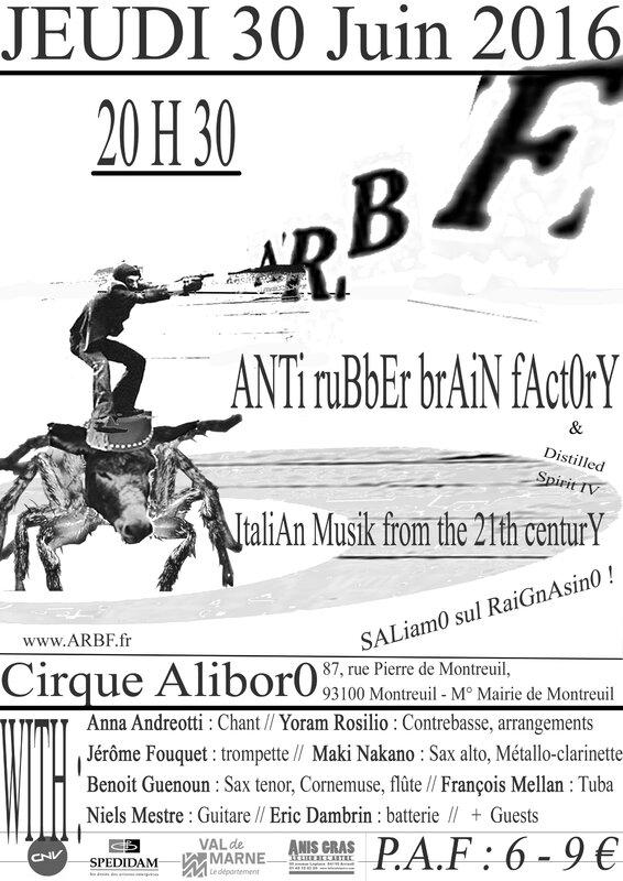 ARBF Cirque Aliboro