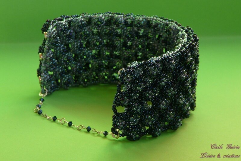 Ootheca cuff - blog