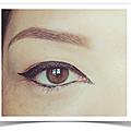 Morpho eye-liner : yeux espacés et rapprochés