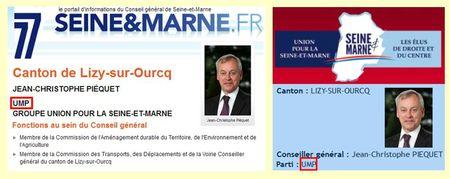 Piéquet UMP