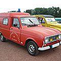 RENAULT 4 F6 fourgonnette des pompiers 1983 Hambach (1)