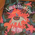 Les concombres du roi, d'evelyne brisou-pellen & judith gueyfier