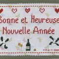 Bonne année 2009 ! par Ombeline