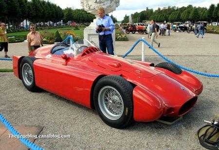 Maserati type 250 F de 1955 (9ème Classic Gala de Schwetzingen 2011) 01