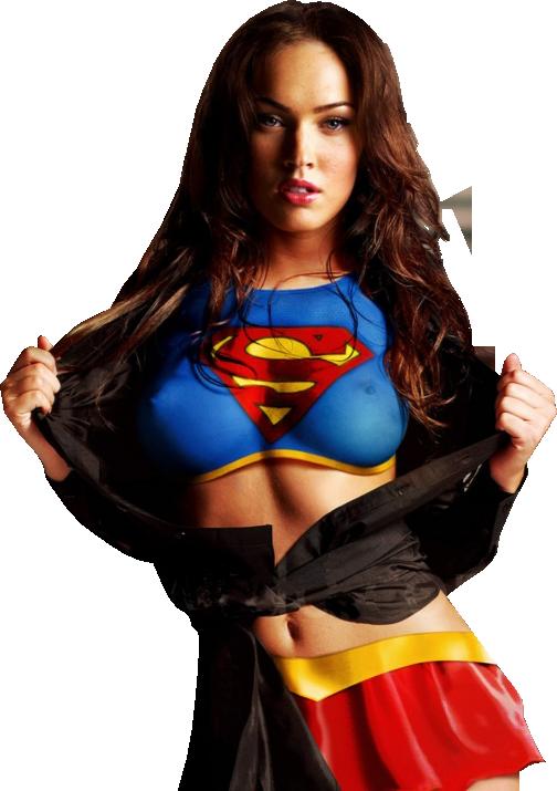 Megan+Fox+SuperGirl