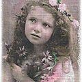 atc vintage girl