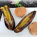 Bananes au rhum cuisson plancha, un délice