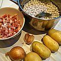 Cocotte de coco de paimpol