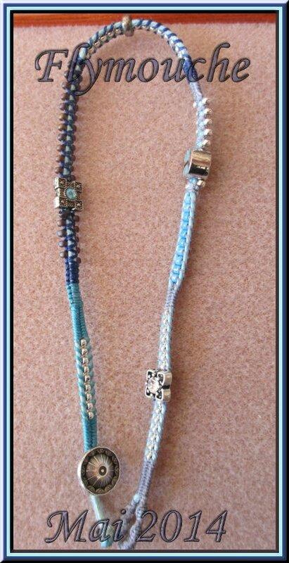 Bracelet 2t wrapramé