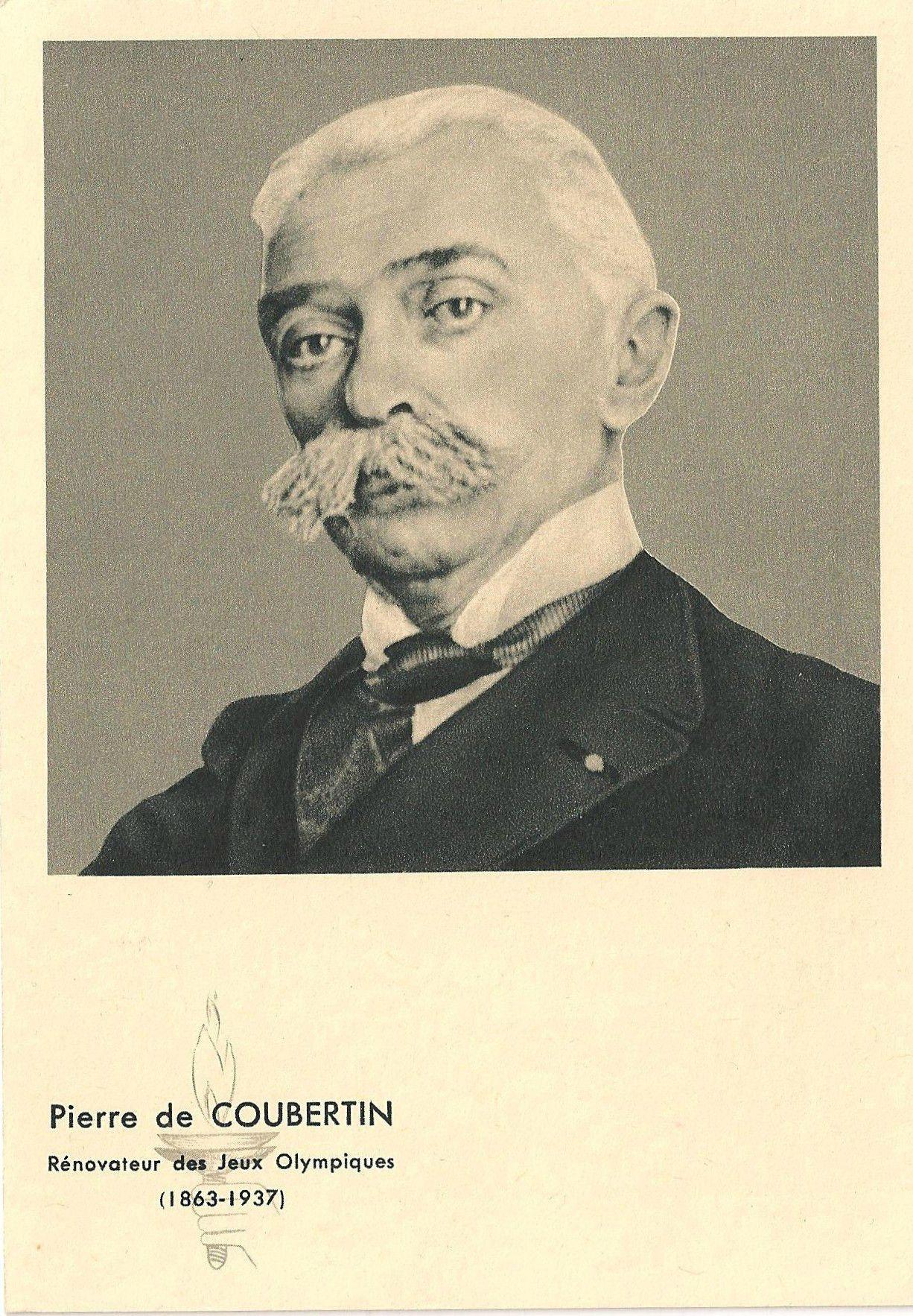 Jeux Olympiques (1er épisode) : De Pierre de Courbertin à Georges Thurnherr