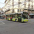 Saint etienne : la redécouverte du trolleybus ?