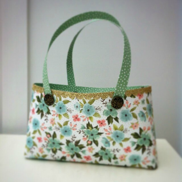 2016 02 Printemps Grand sac DSP bouquet