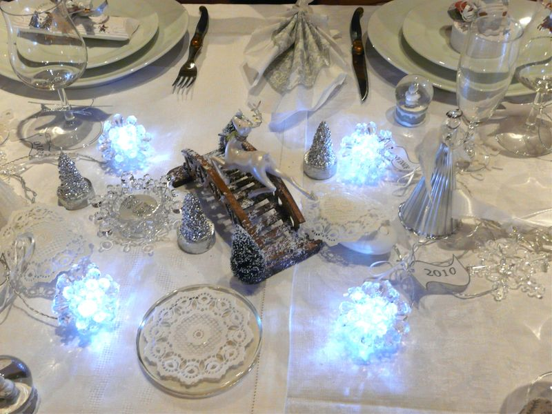 P1020512 photo de table du 31 decembre 2009 deco de tables for Decoration 31 decembre