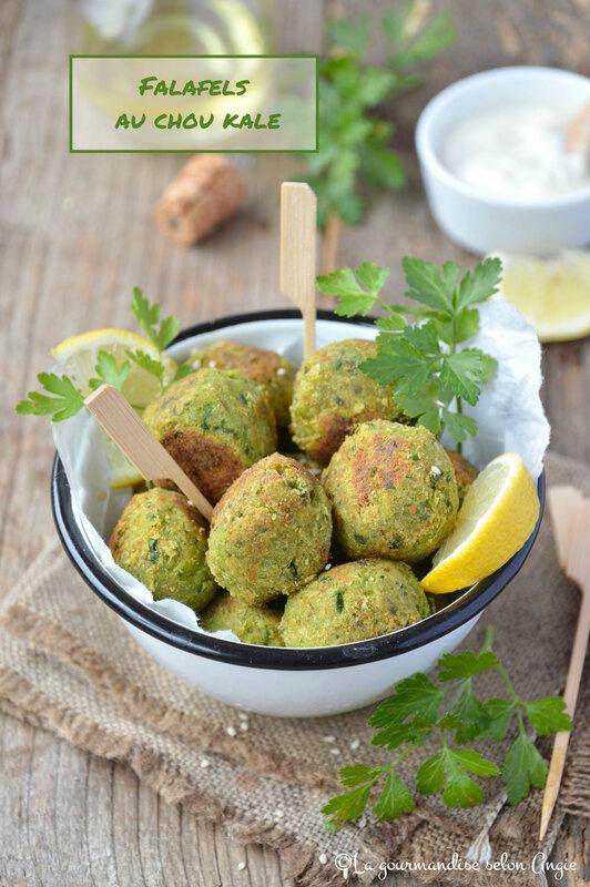 falafels pois chiches chou kale vegan (1)