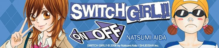 switch-girl affiche