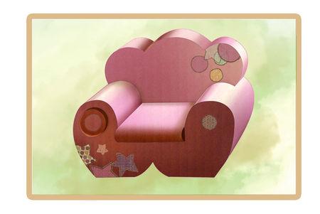 patrons de meubles en carton ou comment se simplifier la cr ation 1 2 3 cartons marie. Black Bedroom Furniture Sets. Home Design Ideas