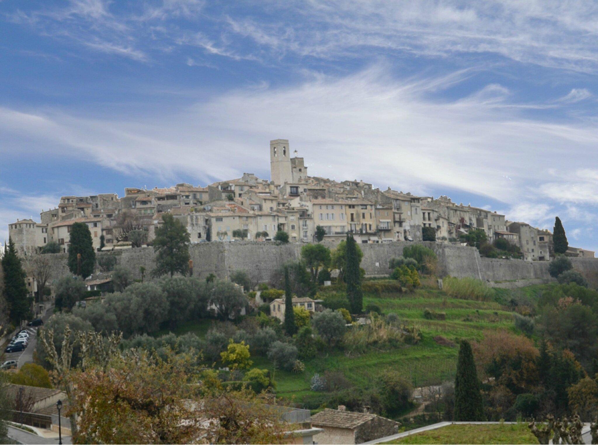 Saint Paul de Vence.