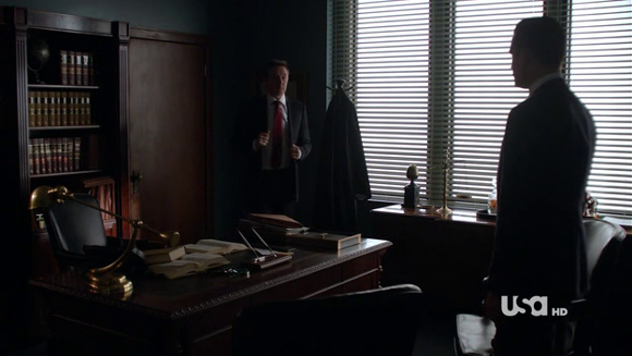 Suits - 1x02
