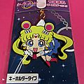 Porte-clés sailor moon, sailor moon crystal pinched