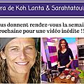 Video recette sara de koh lanta