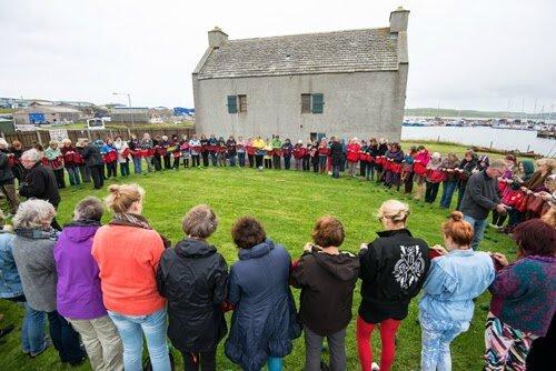 Shetland Textil Museum