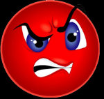 red-angry-smiley-face