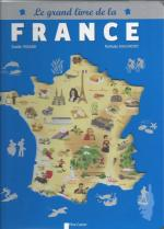Le grand livre de la France couv