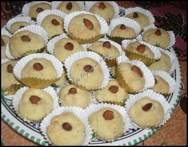 Petit gateau a la noix de coco portugais
