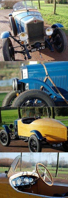 Corre La Licorne - Type Sport - 1928