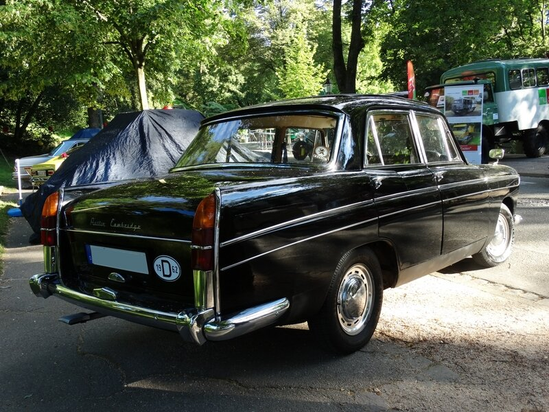 AUSTIN A60 Cambridge berline 1962 Baden Baden (2)