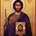 Litanies de saint jude thadée