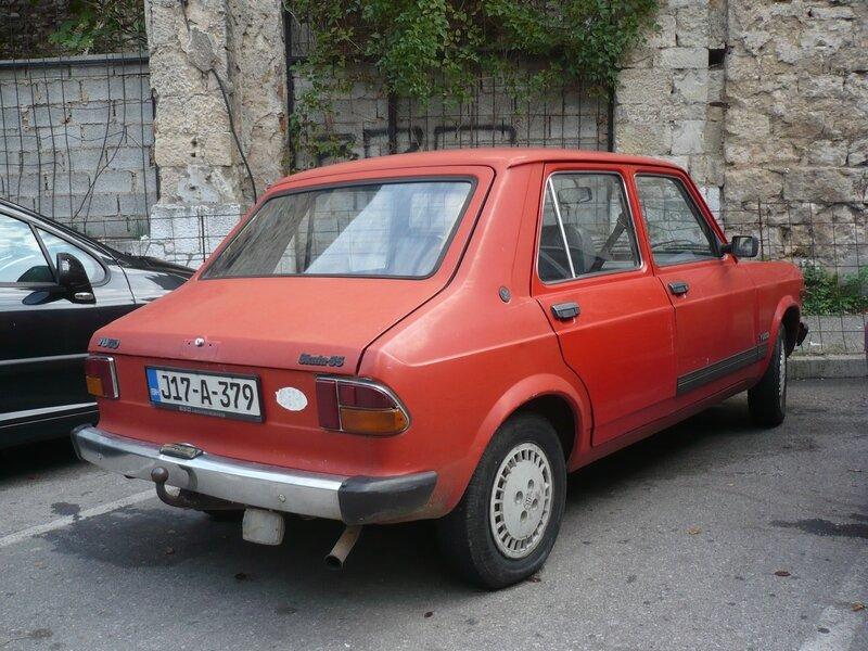 YUGO Skala 55 berline 5 portes Mostar (2)