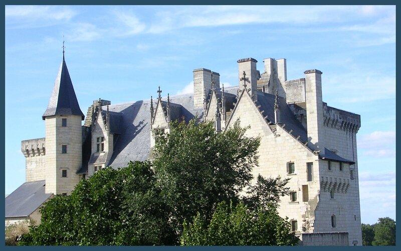 Août 2005 Candes et Montsoreau