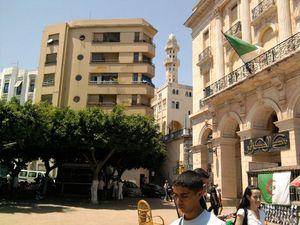 Bejaia place
