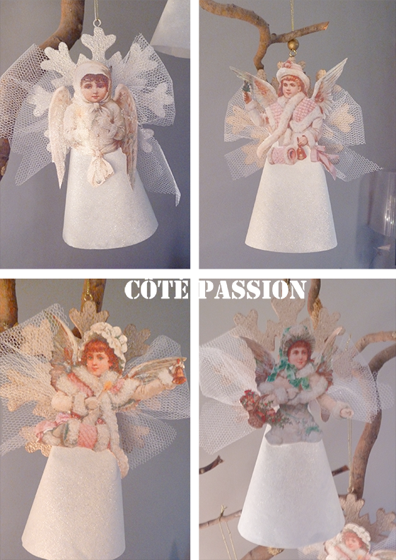 Avent 18 Côté Passion-B-Christmas Angels