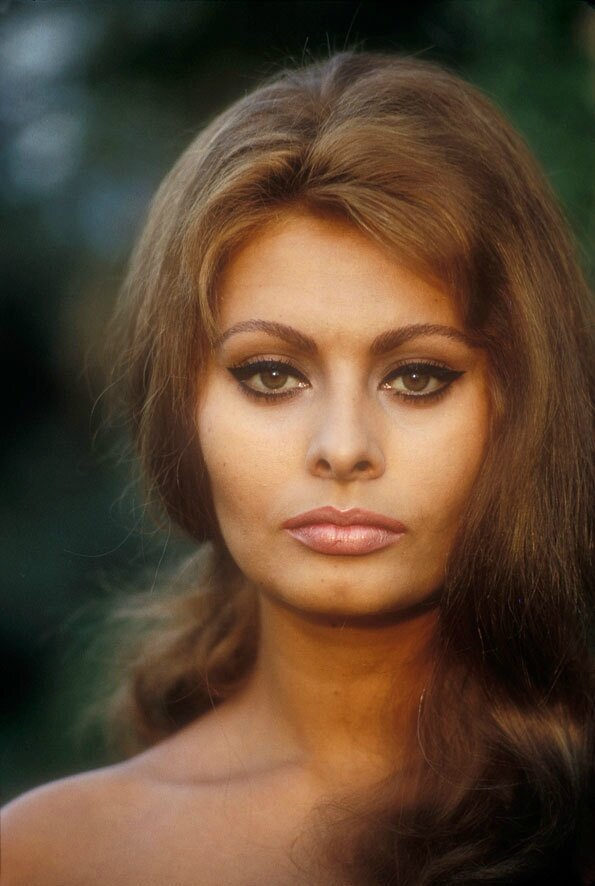 sophia_loren-by_willy_rizzo-1967
