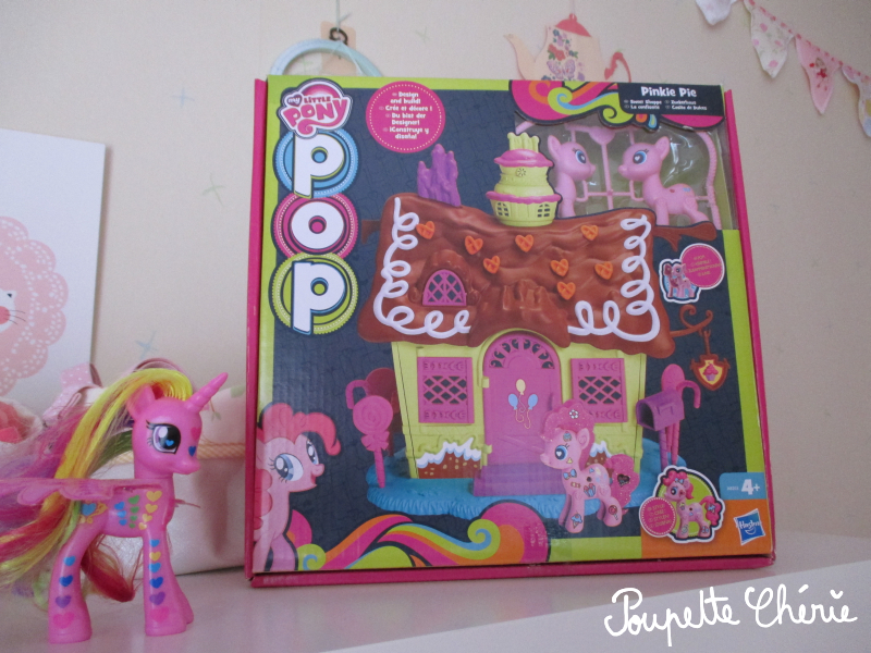 My Little Pony POP Noël 2014 01