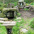 Les fontaines sacrées